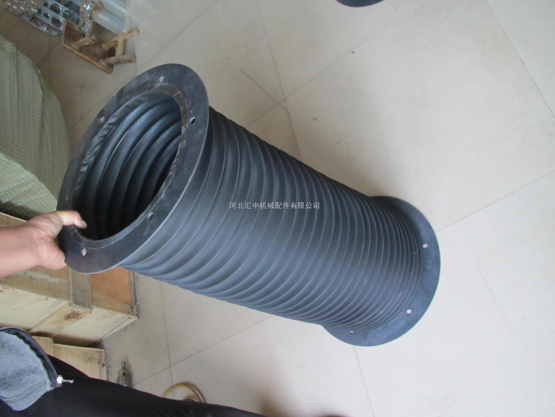 供应各式气缸保护套 气缸防尘套 气缸防护罩(图)