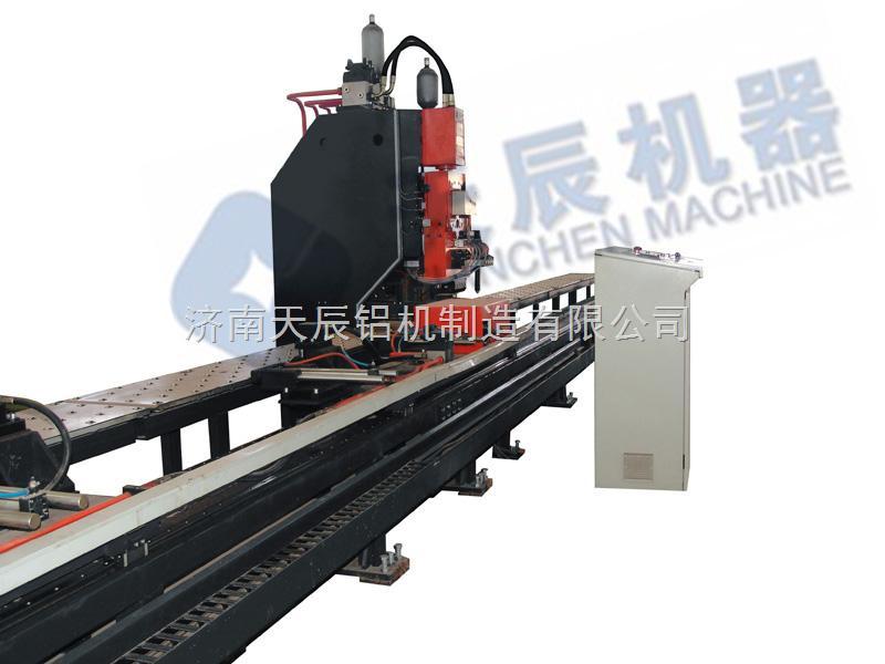 PPC027数控平板冲割生产线
