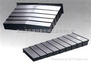 供应竞技宝刨床专用不锈钢板防护罩,龙门刨床专用风琴式防护罩