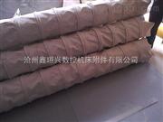 耐磨散装水泥伸缩布袋