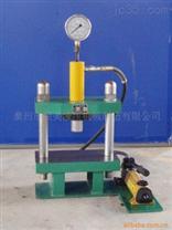 安全省力】泰州荣美产5吨-50吨压轴压套手动两柱液压机