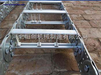 钢制拖链,TLG125全封闭钢制拖链,钢制拖链规格表