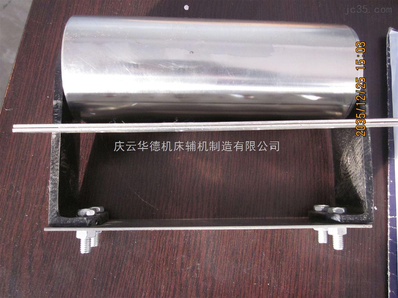 热销卷帘防护罩 支架式钢带防护帘价格厂