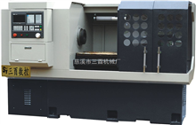 CNC6136全自动数控车床