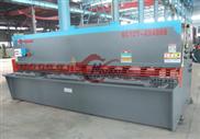 中(安徽名牌)供应机床 QC12Y-08x5000液压摆式(数显)剪板机