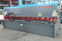 中(安徽名牌)供应机床 QC12Y-06x6000液压摆式(数显)剪板机