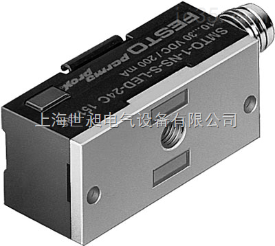 SMTO-1-PS-S-LED-24 FESTO磁性开关