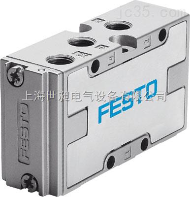 VL-5-1/8-B FESTO气控阀