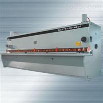 供应高品质QC11Y液压闸式剪板机 数控液压板料剪板机