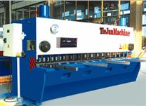 QC11Y-8×6000 闸式液压数控剪板机