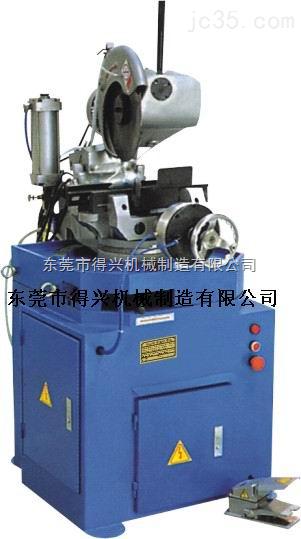 半自动切管机、铜管切管机、切管机视频、切管机图片、东莞切管机