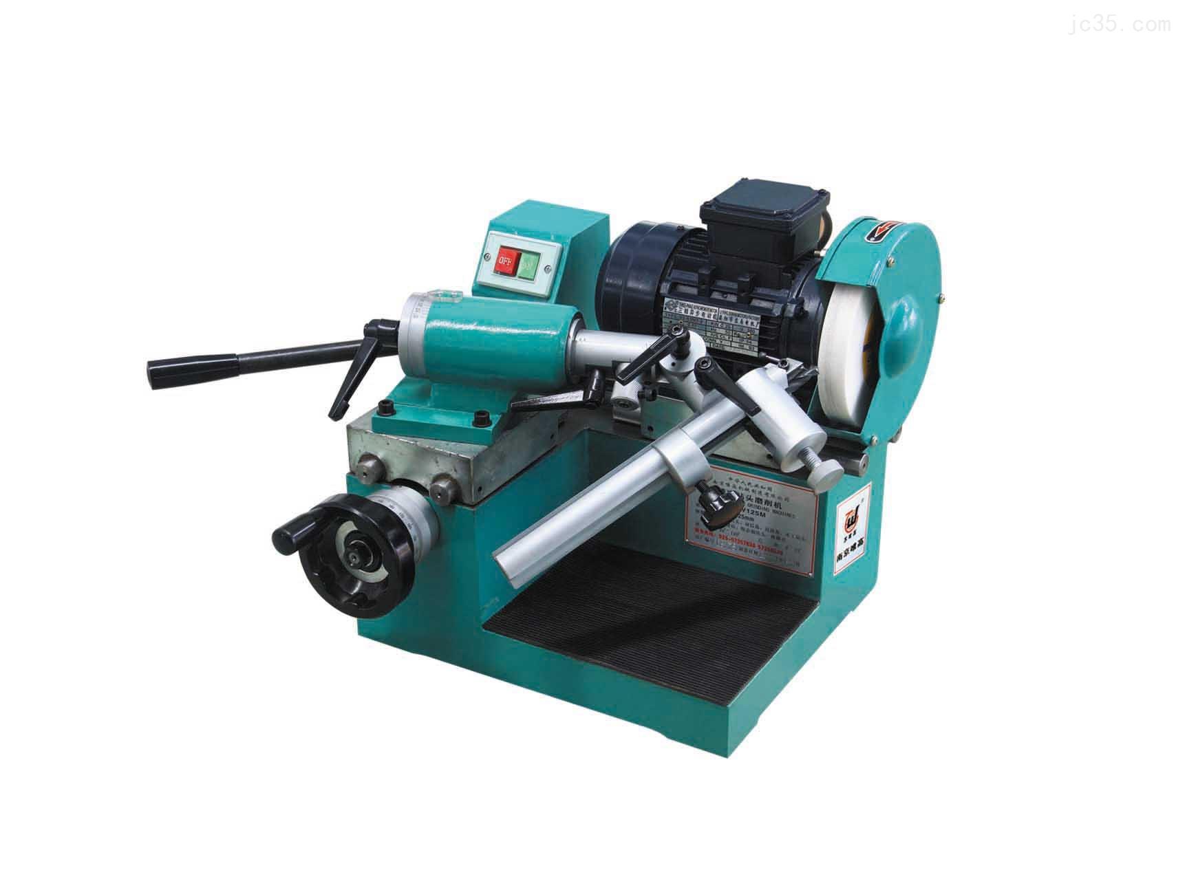 DW125M 钻头研磨机
