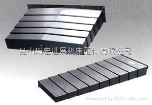 加工制造机床导轨防护罩,维修机床防护罩。