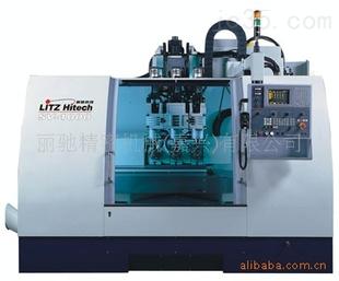 LITZ丽驰机床三主轴立式综合加工中心机