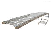 桥式钢铝电缆保护拖链