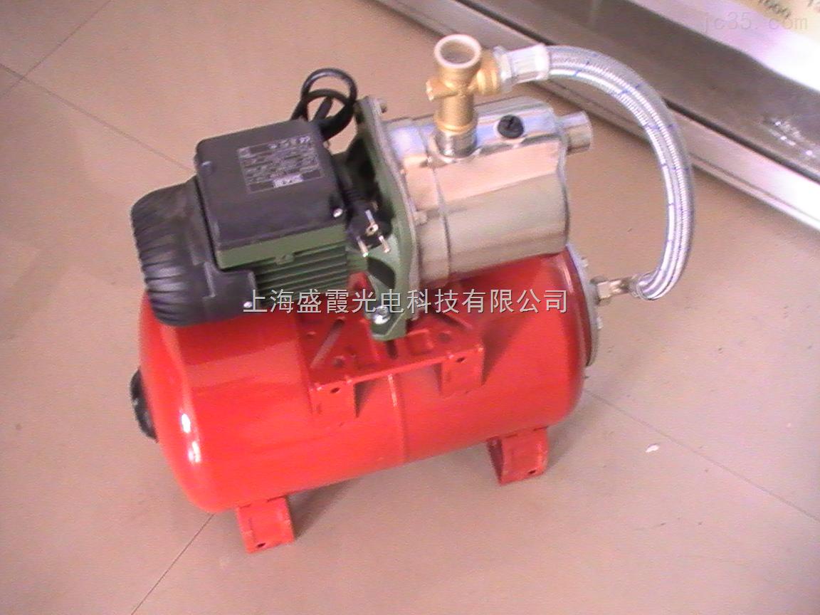 水泵适用于封闭加压式或者开式压力罐系统的