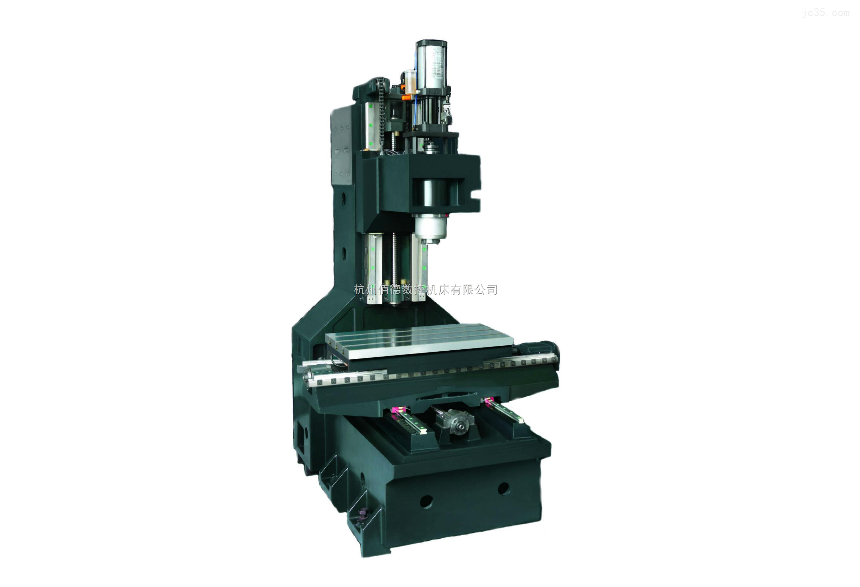 VMC-650-3L型立式加工中心光机