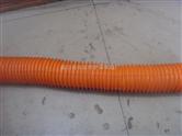 伸缩软连接(伸缩油缸保护套)圆形伸缩保护套产品