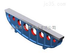 亿腾桥型平尺,铸铁平尺