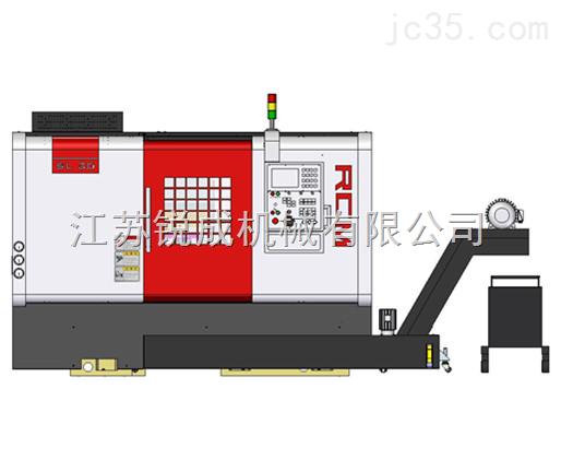 SLP36数控管螺纹车床