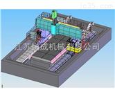 XK2730系列龙门移动式数控镗铣床