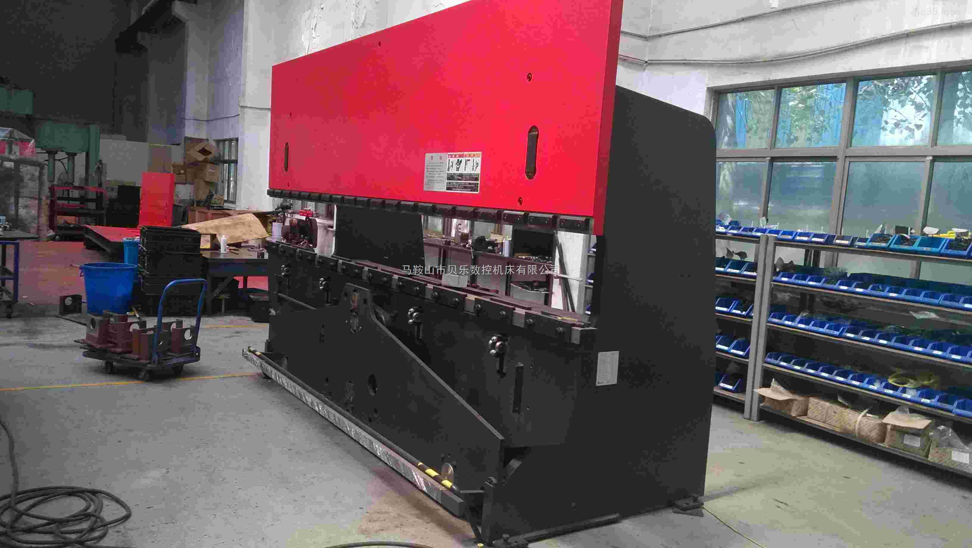 下传动折弯机 数控弯板机安徽贝乐专业供应