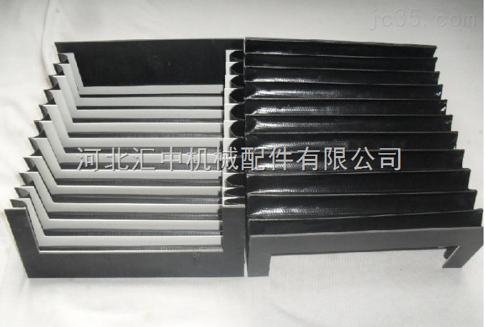阻燃风琴式防护罩,高温风琴防护罩品牌