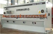 中名牌  竞技宝大型剪板机机 液压闸式剪板机