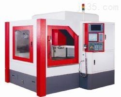 铜工模具雕铣机 进口配置高端数控精雕机 CNC精铣机