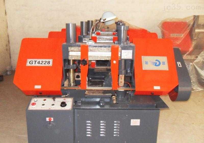 GHS4228双立柱数控金属带锯床