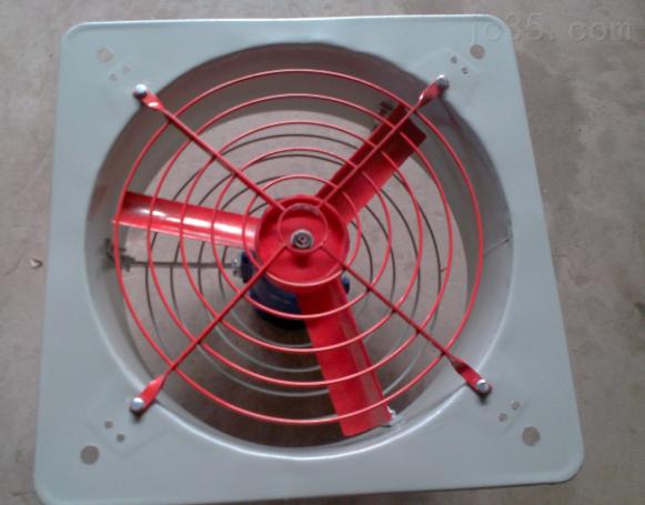 三相电380V防爆排风扇FAG-600MM370W0.37KW风量9500