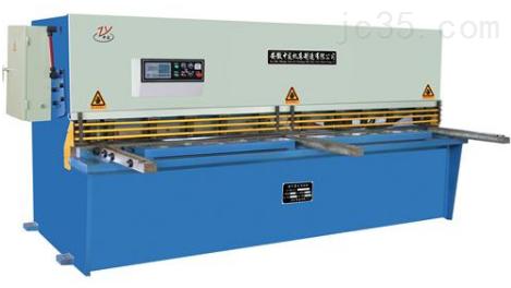 4*3200液压摆式剪板机
