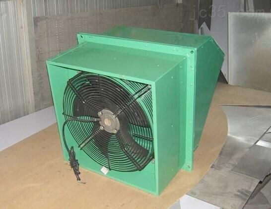 WEXD-250D4转速1420功率0.06KW电压380V方形边墙轴流风机