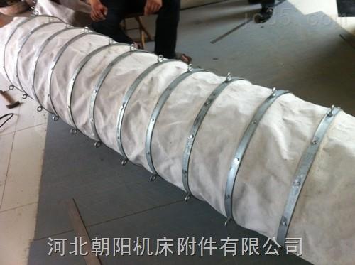 大量生产水泥罐车专用耐磨耐用伸缩布袋
