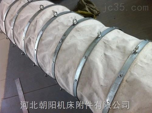 水泥厂专用吊环式水泥散装伸缩布袋