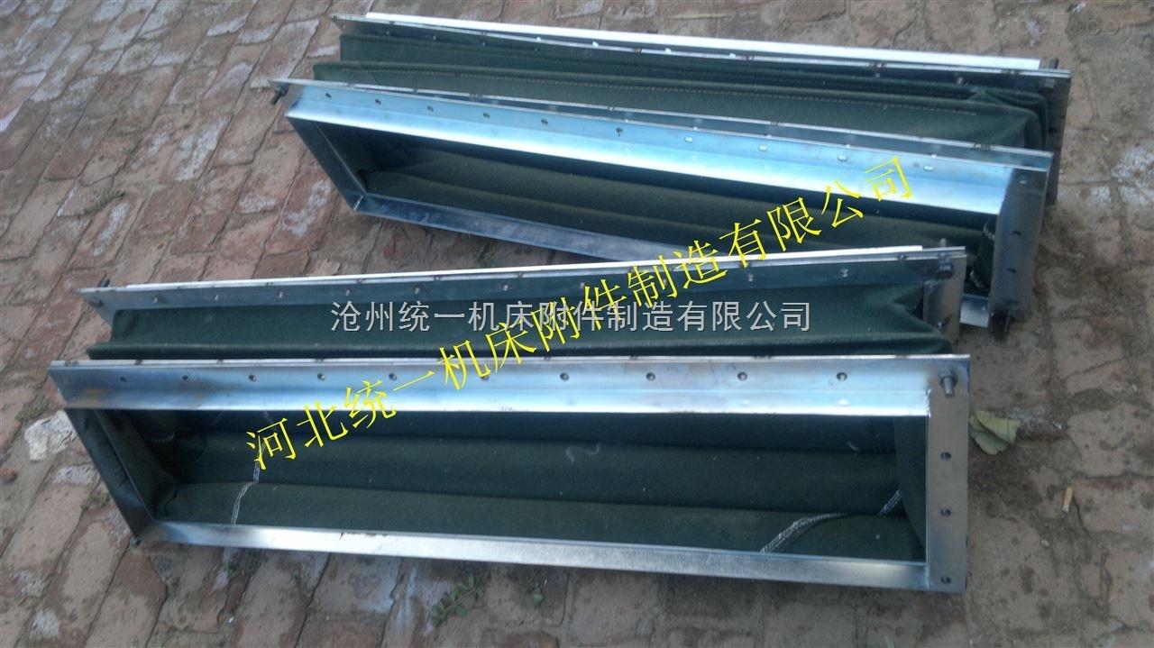 沧州印刷机械风道口帆布软连接专业铸就
