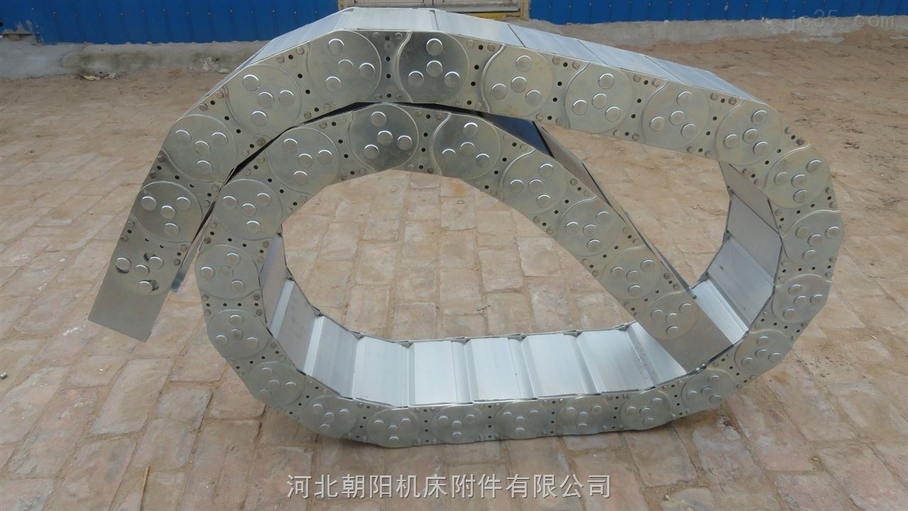 机械环保TLG型钢制拖链