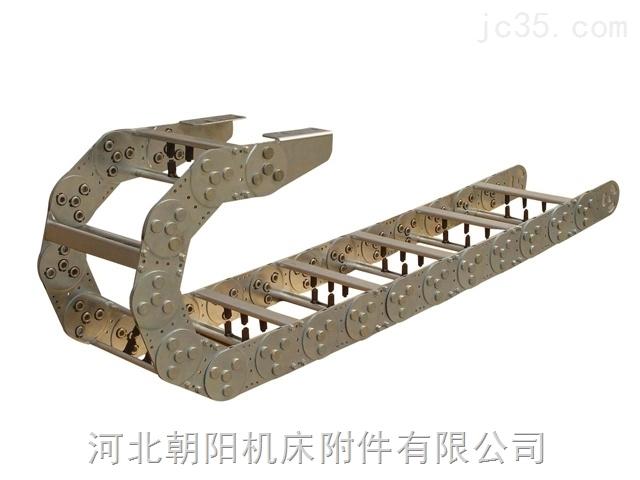 保护线缆高速运行钢铝拖链