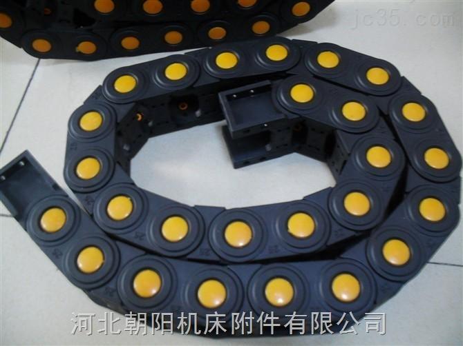 宁波玻璃机械常用尼龙除尘塑料拖链