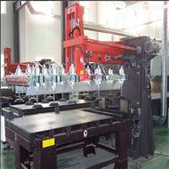 剪板机前面上料用全自动上下料机械手省人工