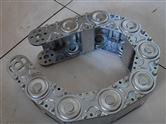 防潮耐冲击环保型穿线机床钢铝拖链