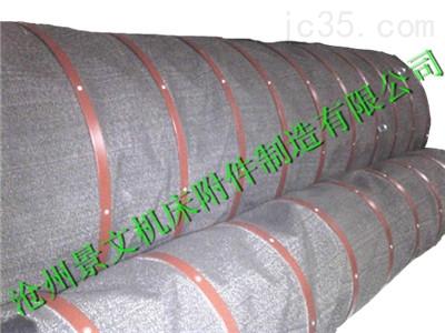 辽宁钢带式帆布输送布袋厂家质保1年