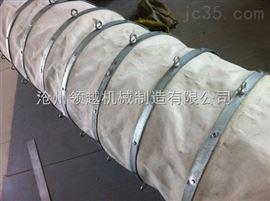 内外钢圈散装水泥伸缩布袋