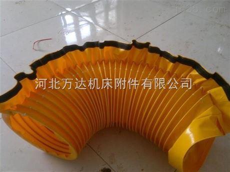 压力机耐高温防尘油缸防护罩品质优良