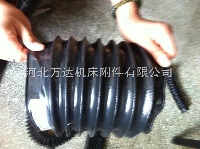 河南高韧性防油伸缩油缸防护罩