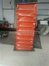 防火材质耐高温硅胶软连接厂