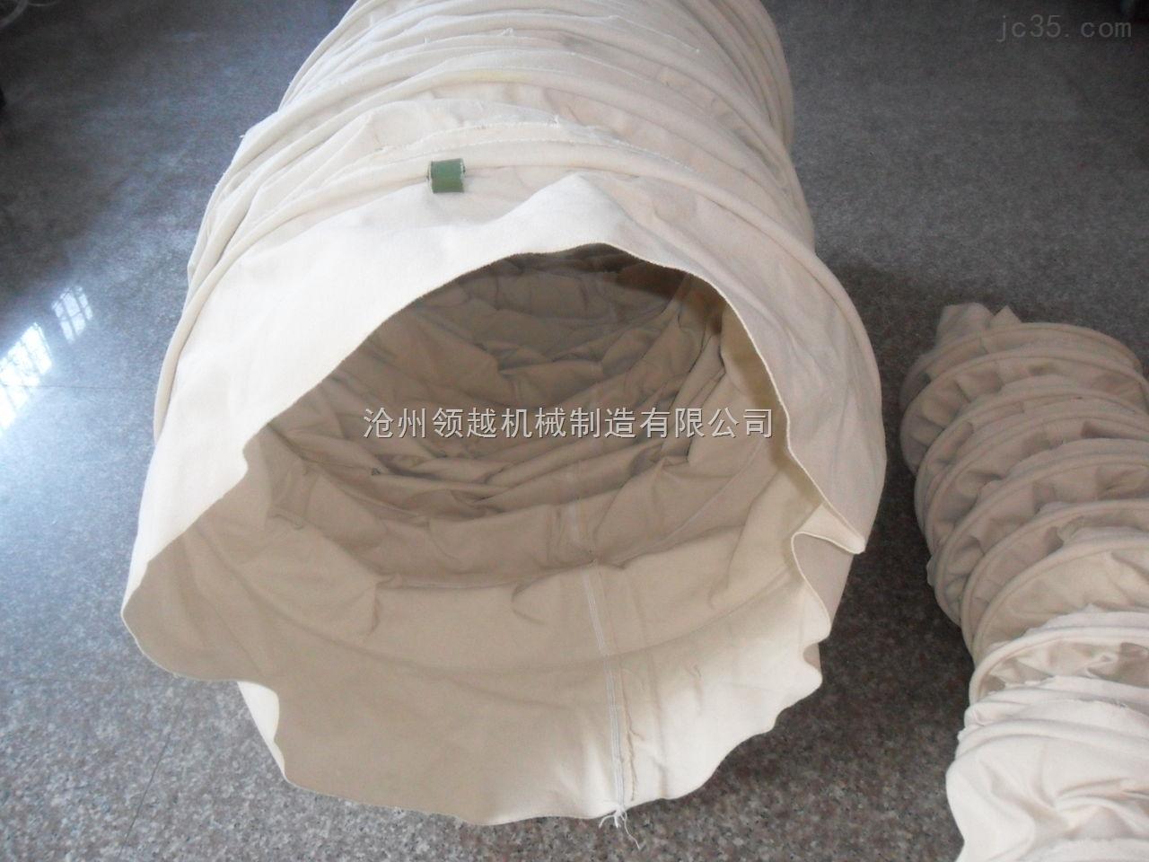 吊环式耐磨散装水泥帆布输送布袋