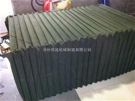 大型设备方形除尘通风帆布软连接质量服务*