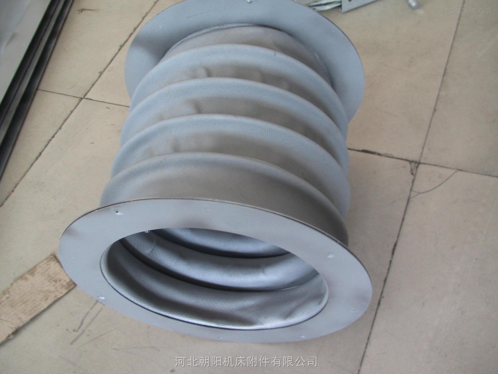 除尘设备专用高温伸缩软连接