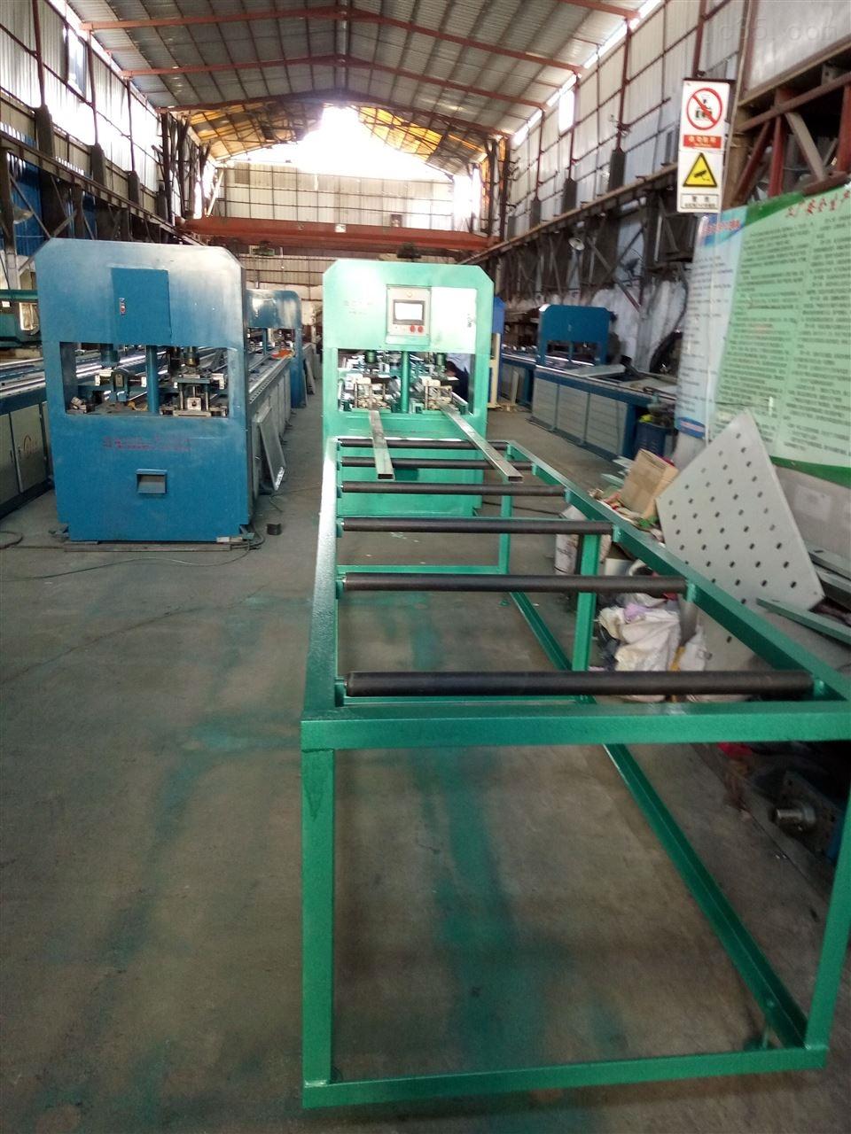 高精准度不锈钢方管自动开孔认准-广东-银江机械